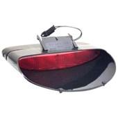 BRAKE LIGTH 4 LAMPADAS GM CHEVROLET CORSA SEDAN 2000 A 2010 - ARTEB