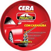 CERA PASTA AUTOMOTIVA PROAUTO TRADICIONAL 200GR - PROAUTO