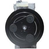 COMPRESSOR AR CONDICIONADO GM CHEVROLET S10 LS / LT 2.4 8V SOHC L4 - MAHLE