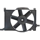 GMV VENTOINHA E DEFLETOR GM CHEVROLET CORSA PICK UP/  SEDAN/  WAGON/ TIGRA 1994 > 1.0/1.6 16V MPFI COM/  SEM AR (5 PAS) - PROCOOLER