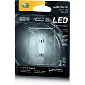 LAMPADA LED MINIATURA 6418 12V 1W SV8.5-8 6500K 36MM - HELLA