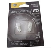 LAMPADA LED MINIATURA PAR 921 12V 1W W2.1X9.5D 6500K - HELLA
