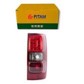 LANTERNA TRASEIRA COM LED GM CHEVROLET S10 LTZ 2012 EM DIANTE LADO DIREITO - FITAM