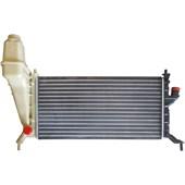 RADIADOR GM CHEVROLET CELTA 1.0 / 1.4 COM AR 2000 A 2006 FLEXPOWER 2004 A 2006 SEM AR COM RESERVATORIO - PROCOOLER