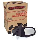 RETROVISOR CORSA 1994 2 E 4 PORTAS COM CONTROLE LADO DIREITO - RETROVEX