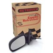 RETROVISOR CORSA / MONTANA 2002  2 E 4 PORTAS COM CONTROLE LADO ESQUERDO - RETROVEX