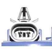 SENSOR DE FREIO ABS DIANTEIRO AMBOS OS LADOS GM CHEVROLET ASTRA / ZAFIRA / 1999 A 2012 - MAXAUTO